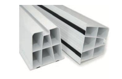 SUPPORTS DE SOL PVC